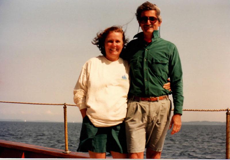 Arlene & Peter Mollo