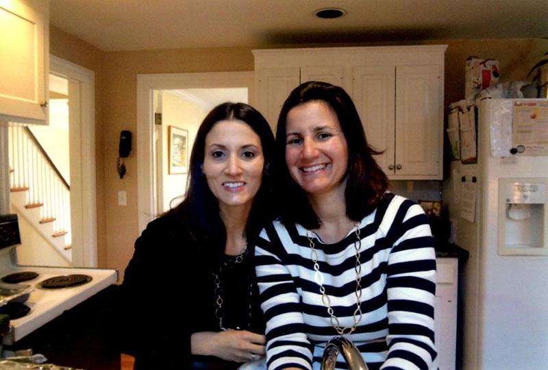 Jane and Sarah