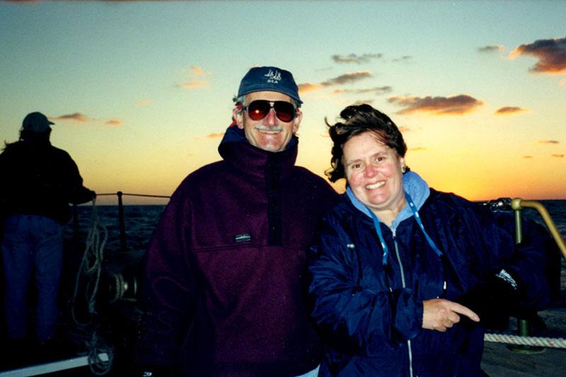 Arlene & Peter